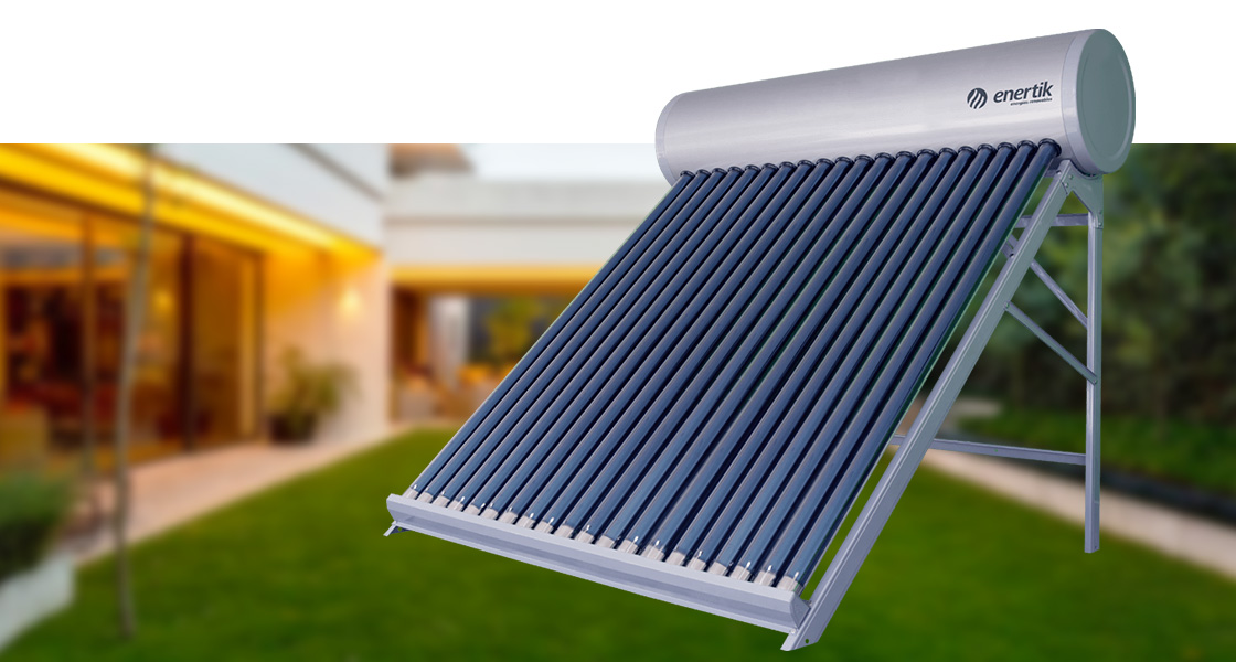 Ventajas de instalar un calentador de agua solar